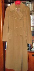 Продается женское драповое пальто