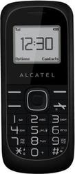 Alkatel 112 black, новый на гарантии