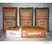 Продажа  ЦЕМЕНТА М-500 Д-0 и Д-20 50 кг/меш