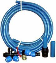 наружный водопровод и канализация