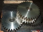 Изготовление шестерней, редукторов,  токарные работы,  шлифовка металла.г