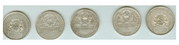 Продаю серебреные монеты России