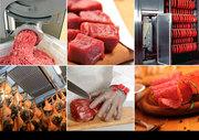 Поставка оборудования для мясопереработки